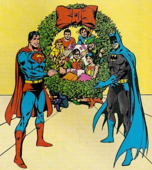 DC & VERTIGO COMICS